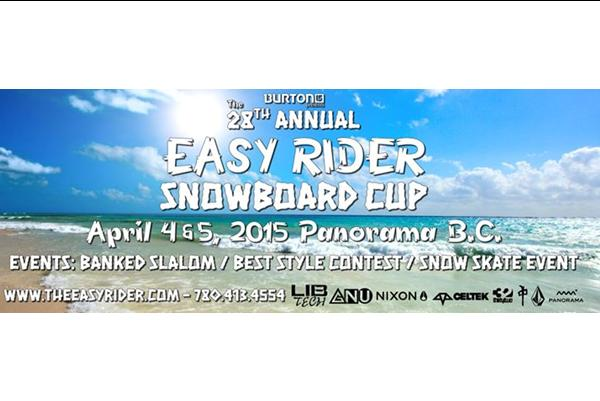 28th Annual Easy Rider Snowboard Cup
