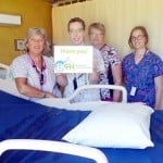 EVH donations of beds
