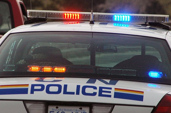 1 in critical condition after crash closes Interior BC highway