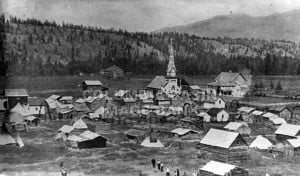 Columbia Basin Institute of Regional History image of the St. Eugene Mission area.