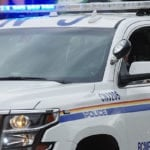RCMP have suspect in recent rash of thefts from businesses