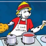 CFES reminds to Serve Up Fire Safety in the Kitchen