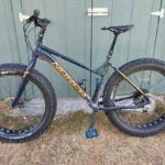 RCMP looking for suspect in theft of fat bike