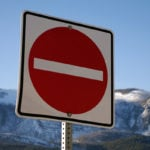 Regional zone travel restrictions enacted to May 25