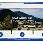 District of Sparwood launches new website