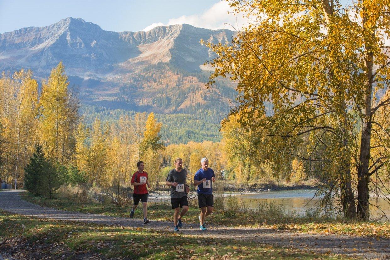 Fernie Half Marathon,