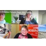 JCI share video of all-candidates' forum